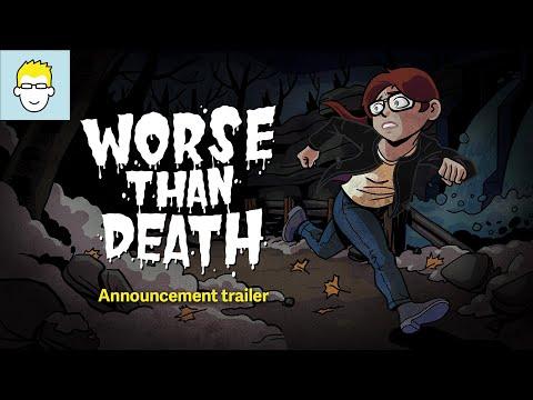 Worse Than Death - Announcement Trailer thumbnail