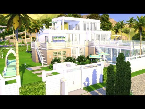 Download The Sims 4 House Build 2 Family Mansion Mp4 & 3gp