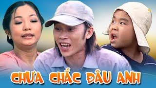 """Cười Muốn Xỉu """" Chưa Chắc Đâu Bà """" Hài Hoài Linh, Thuý Nga, Thần Đồng Nguyễn Huy Hay Nhất"""