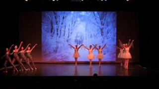 """""""At Winter's Edge"""" composed by Timothy Brown"""