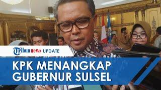 KPK Benarkan Gubernur Sulsel Ditangkap, Nurdin Abdullah Pernah Terima Penghargaan Antikorupsi