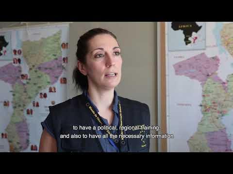 MOE UE Moçambique 2019: O destacamento dos observadores de curto prazo