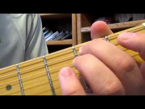 Beginning Guitar Chords B7 F Em Am Dm | Guitar Lessons, Orem UT | Dave's Rock Lab
