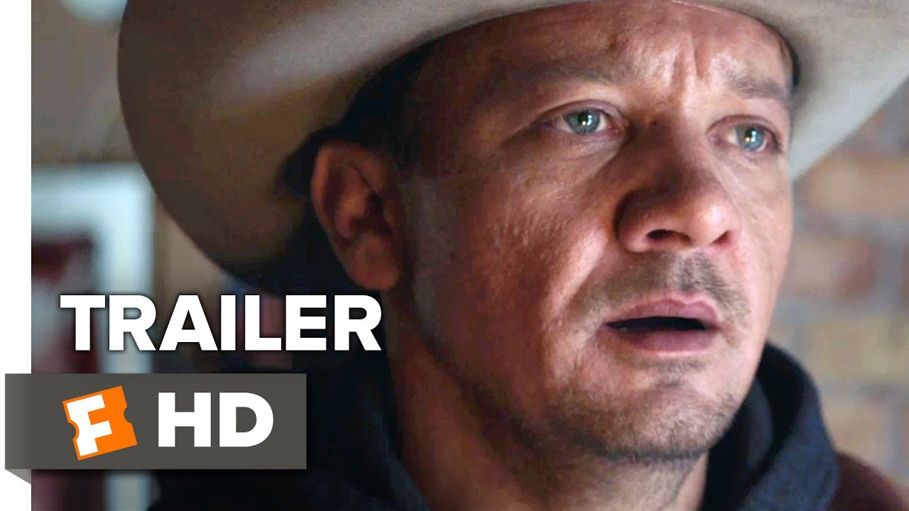 Trailer för Wind River