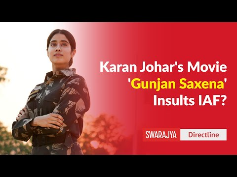 Gunjan Saxena – The Kargil Girl Shows 'Undue Negative' Image Of Indian Air Force | OTT Platform