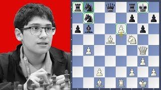 A very tricky move order - Firouzja vs Zarkovic | Sharjah Masters 2019