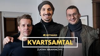 15 minutes with Zlatan