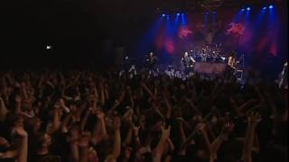 HammerFall - Hearts on Fire (Live at Lisebergshallen, Sweden, 2003) 1080p HD