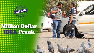 How To Be a Millionaire Prank - S.T.F.U 18 Pranks
