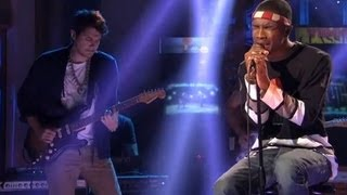 "Frank Ocean & John Mayer SNL Performance, ""Pyramid"" Music Video Release"