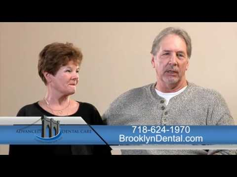 Walter N - Cosmetic Patient (Implant) - Brooklyn Dentist Testimonial - Brooklyn Dentist Testimonial - Advanced Dental Care