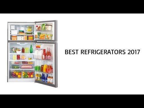 Best Refrigerators 2017 – Top Refrigerator Reviews of 2017
