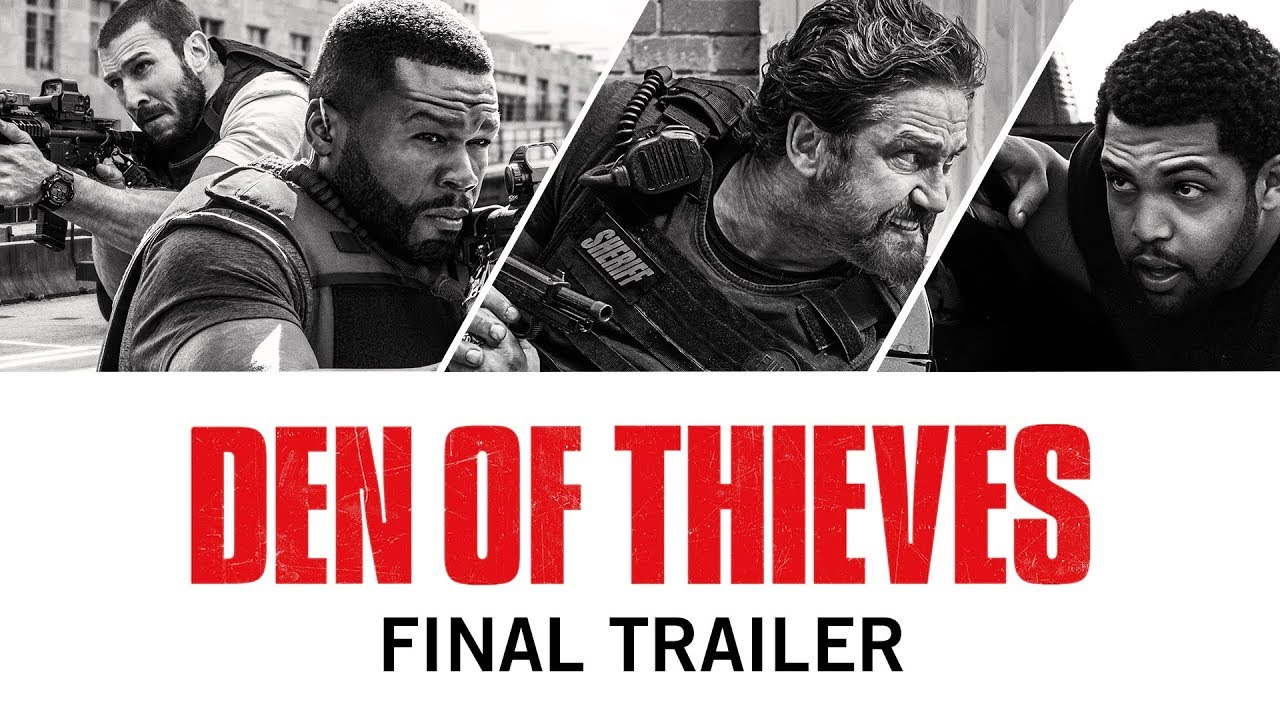>Den of Thieves | Final Trailer | Now Playing
