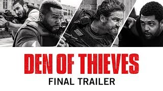 Trailer of Den of Thieves (2018)
