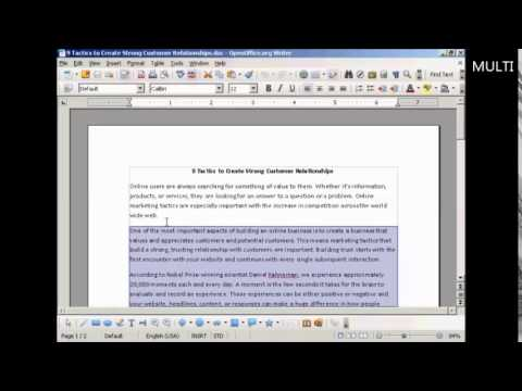 How to Submit An Article to An Article Directory