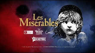 Nathan is in Les Miserables!