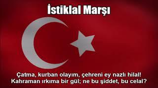 Turkish National Anthem (İstiklal Marşı) - Nightcore Style With Lyrics
