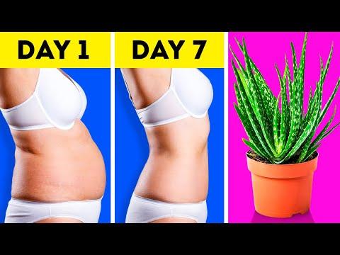 Perte de poids en 8 semaines