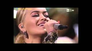 Andrea Bocelli, Rita Ora - What Child Is This (HD)