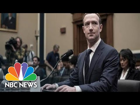 Watch Live: Mark Zuckerberg Testifies Before House Financial Services Committee   NBC News