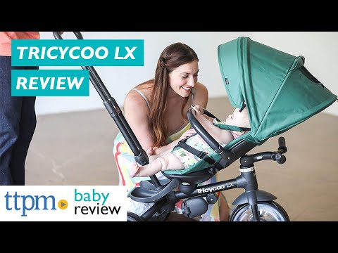 Tricycoo LX from Joovy