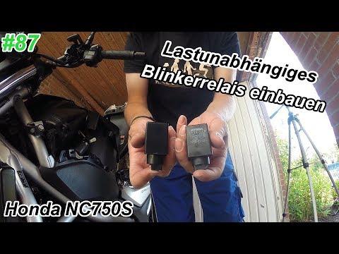 Werkstatt | Blinkerrelais umbauen | Honda NC750S | Mr. Moto