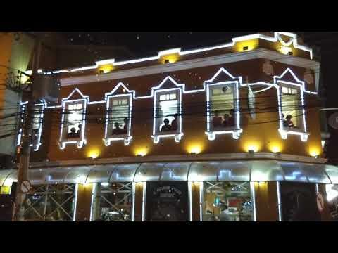 Cantata de Natal, grupo musical Amantes da arte. Bom Jesus do Itabapoana