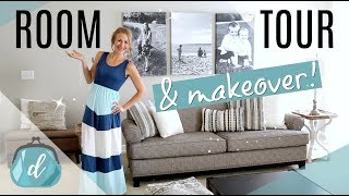 ORGANIZED BONUS ROOM TOUR! 💙 Before And After Playroom Makeover!