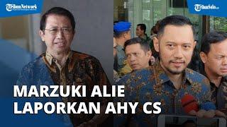 Marzuki Alie Laporkan AHY Cs Atas Dugaan Pencemaran Nama Baik, Laporan Ditolak Bareskrim Polri