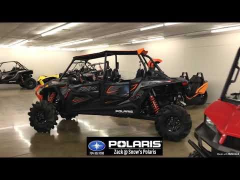 2019 Polaris RZR XP 4 1000 High Lifter in Chicora, Pennsylvania - Video 1