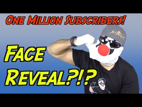 One Million Subscribers- When is the FACE REVEAL? (Xbox ONE and Playstation 4 Giveaway)