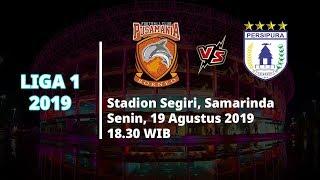 VIDEO: Live Streaming Liga 1 2019 Borneo FC Vs Persipura Senin (19/8) Pukul 18.30 WIB
