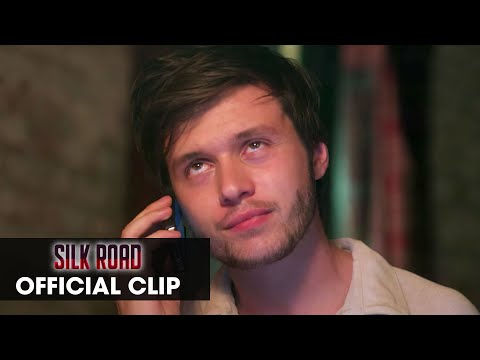 "Video trailer för Silk Road (2021 Movie) Official Clip ""We Are the Future"" – Nick Robinson, Alexandra Shipp"