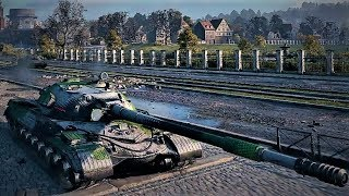 World of Tanks Object 277 - 7 Kills, 7,6K Damage | Best tank battles | Gameplay PC