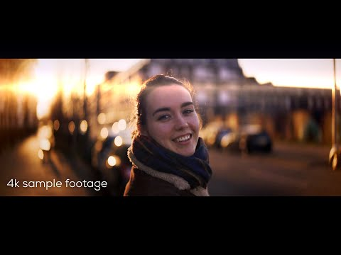4K HDR10 | Anamorphic Adapter with Wide Conversion Lens | GH5