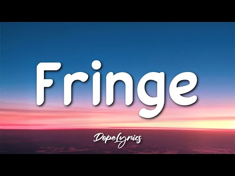 Rachel Panchal - Fringe (Lyrics) 🎵