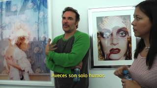 David LaChapelle En Lima 2