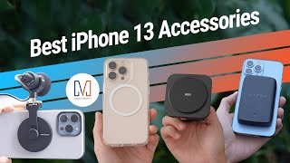 Best iPhone 13 Accessories: Wireless Charging, Wallets, Mounts for Creators and Fitness Buffs