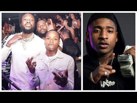 Meek Mill Artist Calboy Respond To St. Louis Rapper La4ss Allegations
