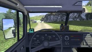 ETS2 Road Trip #4: Cristovao (BR) - Morro Grande (BR) | Euro Truck Simulator 2