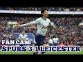 FAN CAM: Tottenham 3-1 Leicester: Heung-Min Son 손흥민孫興慜 Scores Another As Spurs Win Again! 10/02/19