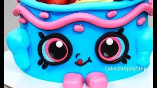 AMAZING Shopkins CAKES Compilation - Cake Decorating Ideas