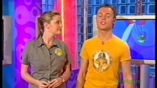 BBC ONE South West, Cbeebies & CBBC Continuity 27th January 2004