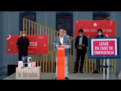 Málaga 451: La Noche de los Libros 2020