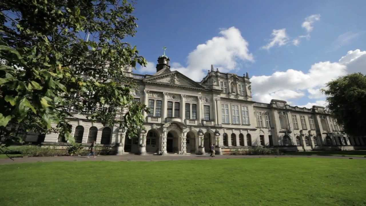 Cardiff University-Video-1