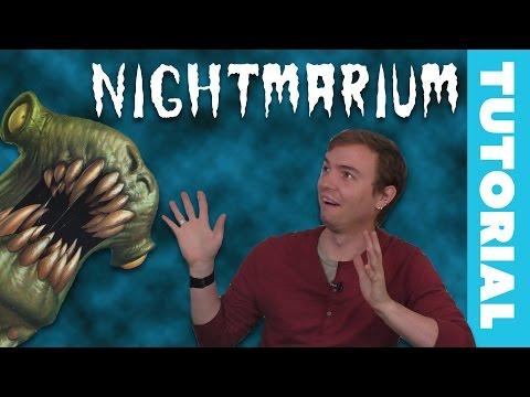 How to Play: Nightmarium [Rum and Board]