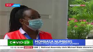 How COVID-19 is being handled in Mombasa and the reason for the drop in the number of infections
