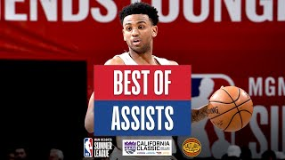 The BEST Assists! | 2019 NBA Summer League