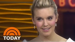 Maggie Grace: 'Liam Neeson Called My Ex Boyfriend' | TODAY