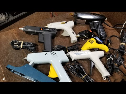Hot Glue Gun Review & Comparison